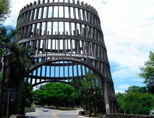 Viajando para Bento Gonçalves – RS