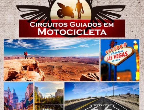 Circuitos guiados em motocicletas