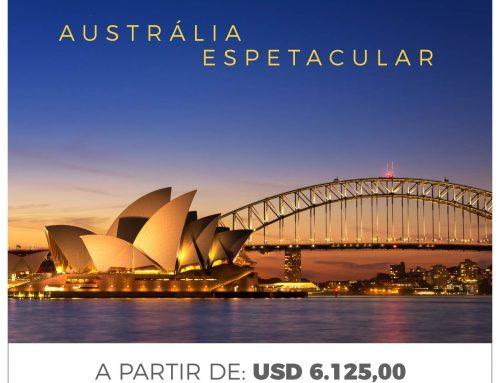 AUSTRÁLIA ESPETACULAR
